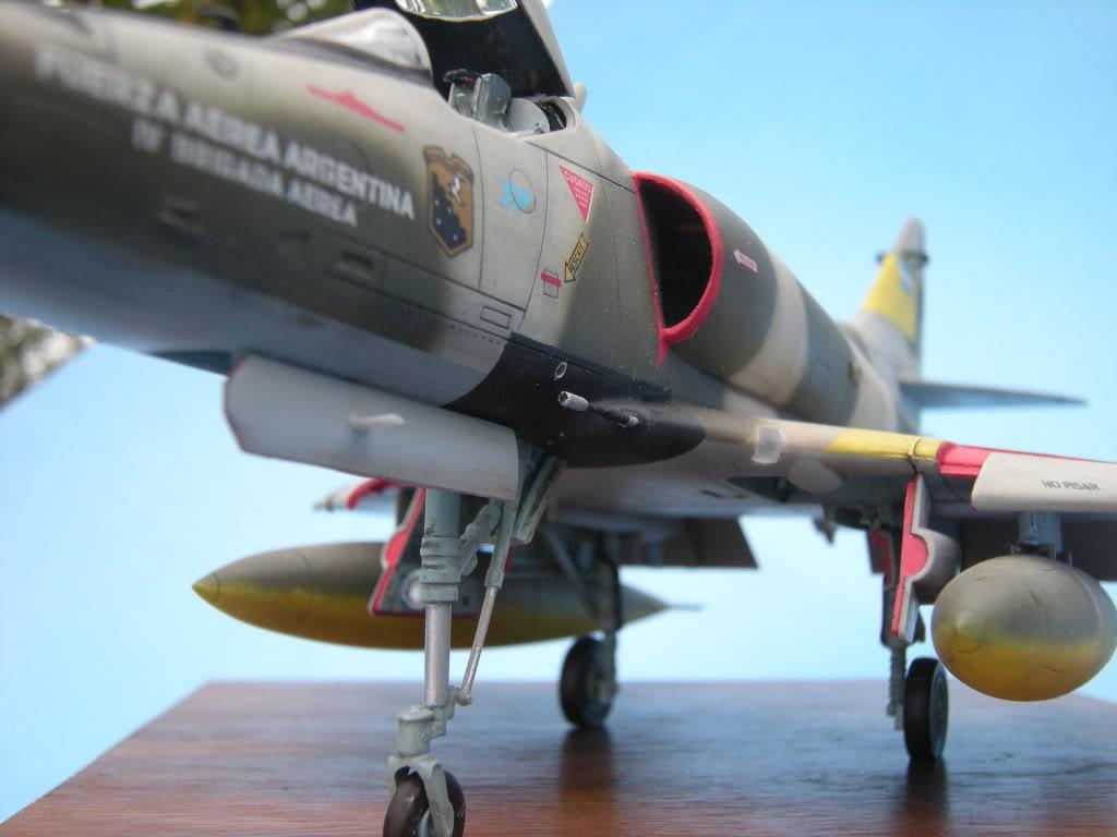 Skyhawk A4 C. 4º Brigada Aérea DSCN3393