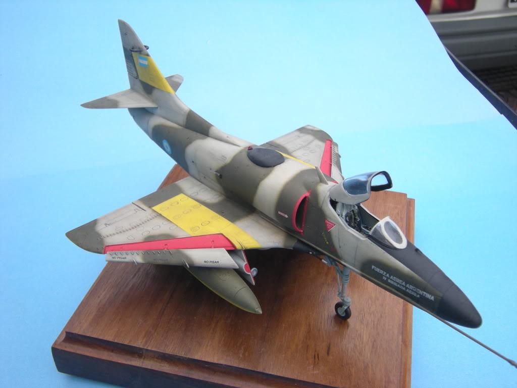 Skyhawk A4 C. 4º Brigada Aérea DSCN3395