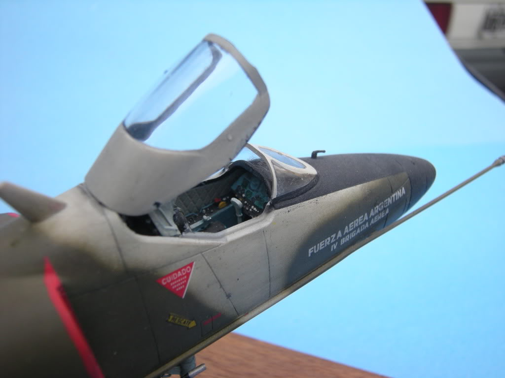 Skyhawk A4 C. 4º Brigada Aérea DSCN3396