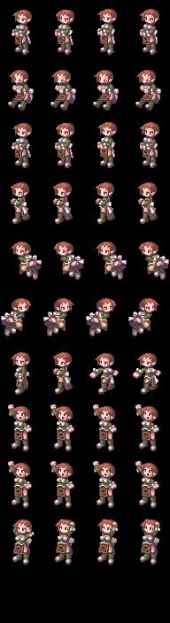 [Side-view Battler] ตัวละครต่อสู้ของระบบต่อสู้ด้านข้าง 00-169-0000-knight
