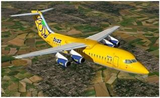 X-Plane AVRO RJ70, RJ85 e RJ100 Avroliner