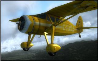 Lionheart  - Fairchild 24 Series FAIRCHILD