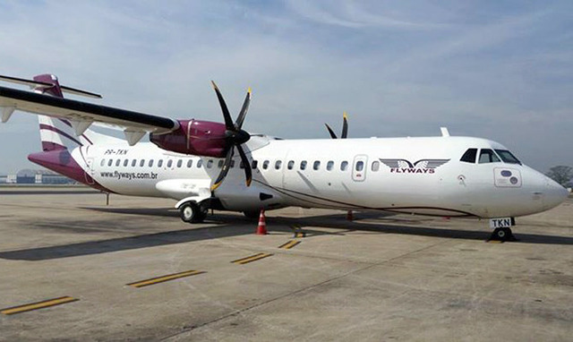 [Brasil] Nova companhia aérea FlyWays