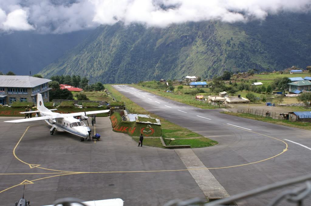 Lukla (Nepal) VistaGeral