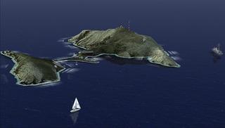 Arquipélago de Los Monjes - freeware MaldonadoLosMonjes