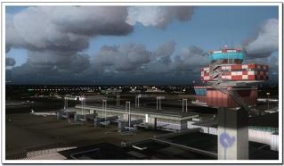 Mega Airport Rome - FS9 MegaRome