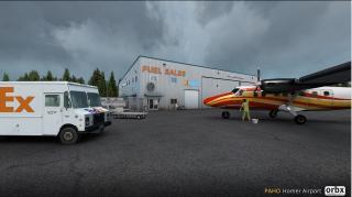 Orbx - FTX: NA PAHO Homer Airport NA_PAHO