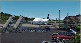 Rarotonga Intl Airport - NCRG Rarotonga