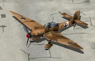 Milviz Ju 87 Stuka - FREEWARE (FSX e P3D) Stuka