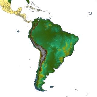 Toposim - South America Bundle TopoSim