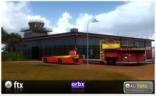 Orbx Alice Springs Airport YBAS-1