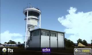 Orbx FTX YMMB e NA W52 YMMB
