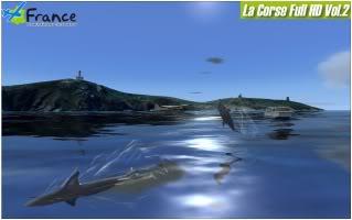 France Touristique Scenery - Corsica Full HD Vol. 2 LaCorseFHD