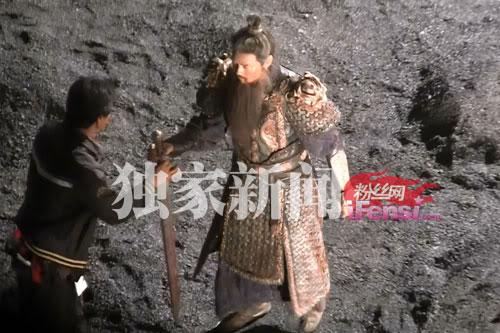 """[2011-9-21] Trịnh Thiếu Thu chiến tử trong """"Dương Gia Tướng"""", tạo hình cổ trang của Từ Phàm 20110920_2-1"""