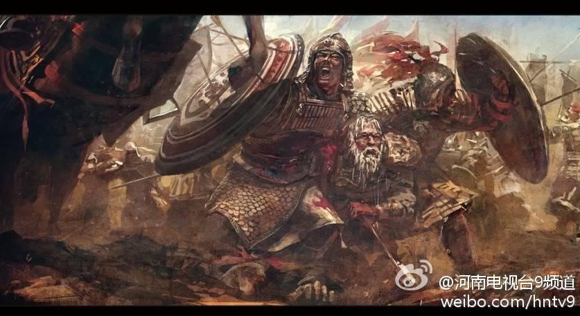Trung Liệt Dương Gia Tướng (2012) 4d2815d7jw1dkayet8f81j