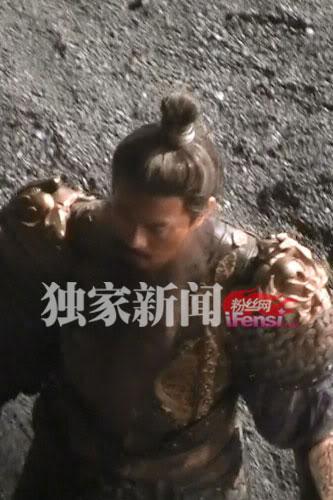 """[2011-9-21] Trịnh Thiếu Thu chiến tử trong """"Dương Gia Tướng"""", tạo hình cổ trang của Từ Phàm D362CE6D3B19A01A416A4045C033101D"""