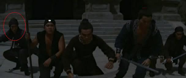 Đã phát hiện Adam trong phim Văn Tố Thần ^^ VTT1