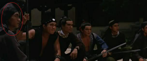 Đã phát hiện Adam trong phim Văn Tố Thần ^^ VTT2