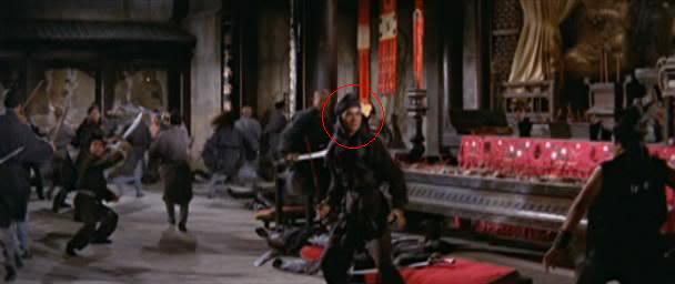 Đã phát hiện Adam trong phim Văn Tố Thần ^^ VTT6