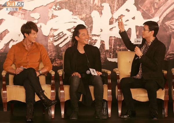 """[2011-8-18 & 19] """"Trung Liệt Dương Gia Tướng"""" khai máy, Trịnh Thiếu Thu lãnh đạo toàn bộ soái ca ra chụp hình Bkn-20110818175108778-0818_00862_001_04b"""