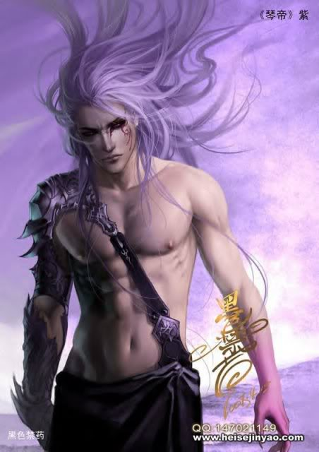 Bestiaire des ennemis Purpleman