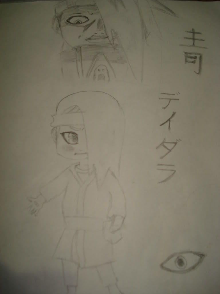 Fan art's de Komui-san! DSC01568