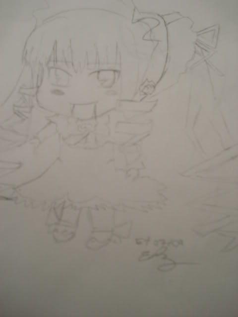 Fan art's de Komui-san! DSC02126