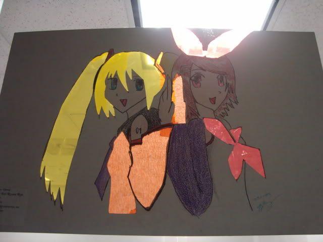 Fan art's de Komui-san! DSC02362