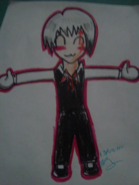 Fan art's de Komui-san! DSC02983
