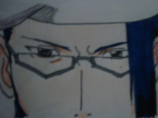 Fan art's de Komui-san! DSC02987