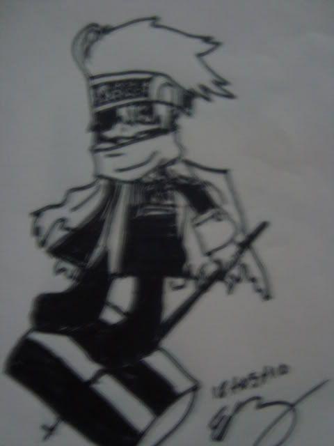 Fan art's de Komui-san! DSC02989