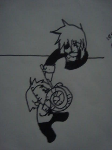 Fan art's de Komui-san! DSC02990
