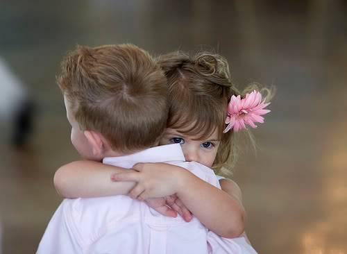 Hommages à l'amour (tous les supports sont requis) - Page 6 Mariage_enfant