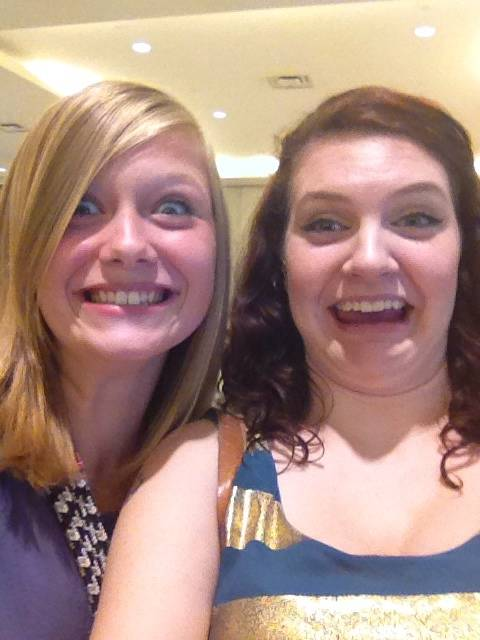KAYLA AND PEYTON MET IN PERSON! (And there's pictures!) Df8c5095
