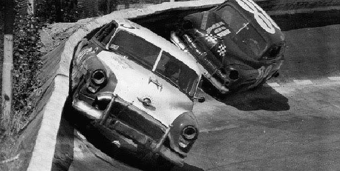 NASCAR histoire en pics DarlingtonOlddays