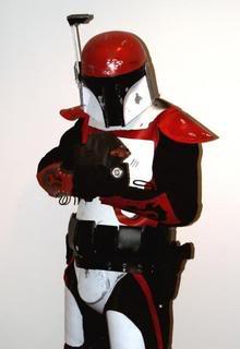 Ordo's armor OrdoSkirata2