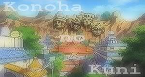 Village de Konoha no Kuni - Hokage - 1/10
