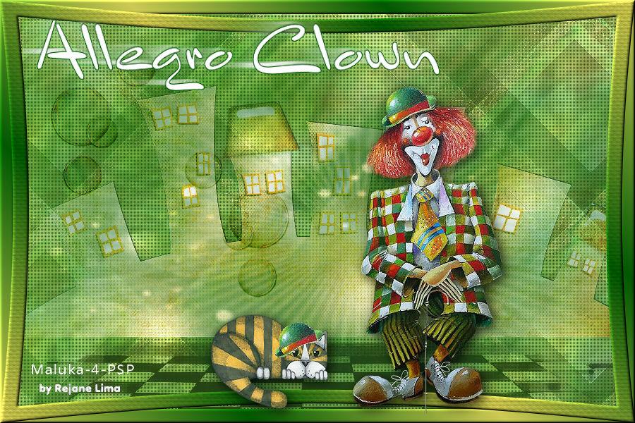 Tutorial ALLEGRO CLOWN Alegro-clown