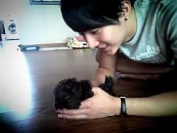 [28.06.09] Baby n puppy 1246147603_090628_2