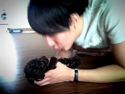 [28.06.09] Baby n puppy 1246147603_090628_3
