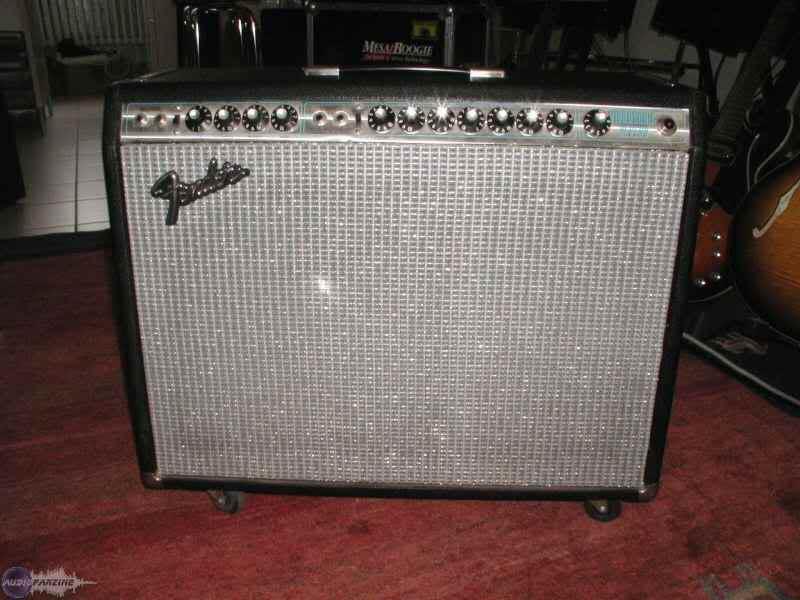 Gallerie Amplis Fender & Clones Vibrosonic