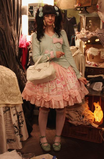 Sweet Lolita - Page 4 Creme