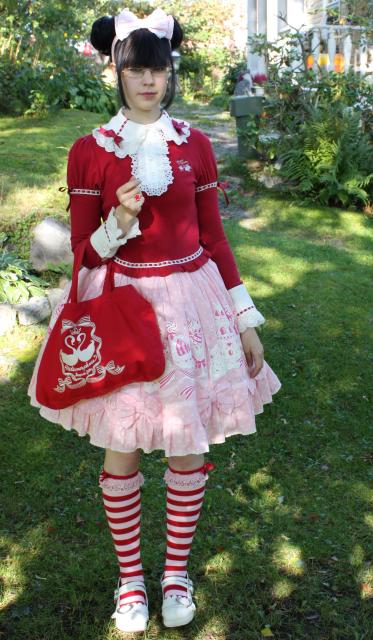 Sweet Lolita - Page 4 Fazerasu
