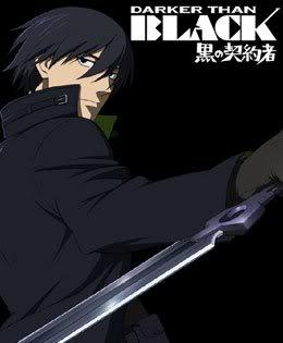 جميع حلقات الأنمي الرائع Darker Than black 454