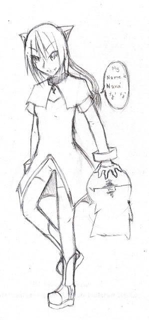 [Charater] Tsuki None Intro Characternana
