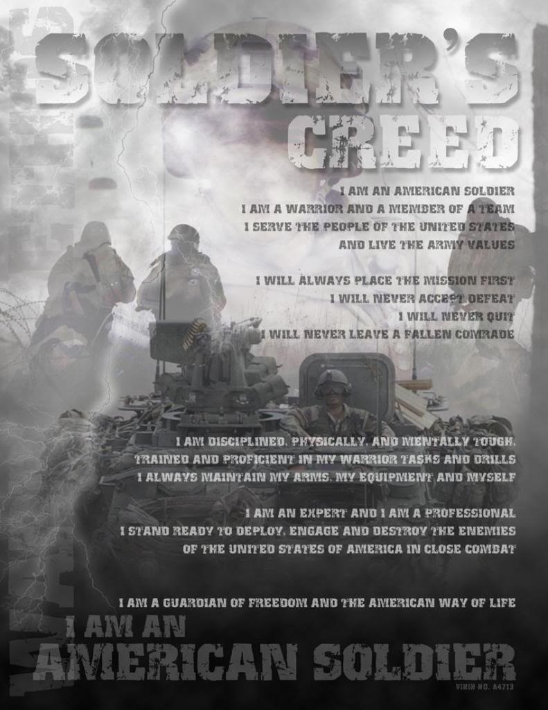 _THE SOLDIERS CREED_ Soldiers_Creed