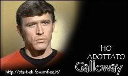 Adottini star trek Galloway