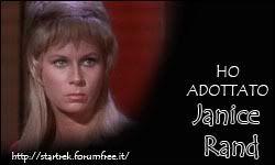 Adottini star trek Janice