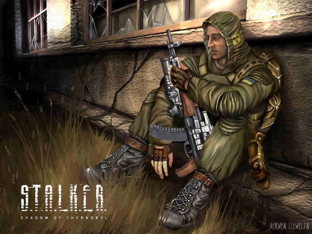 "Story of ""S.T.A.L.K.E.R."" STALKER"