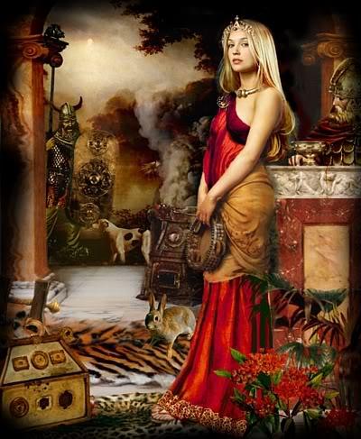 Fantasy und Mittelalter Glittergifs^^ Warriorqueenboudicaeq7